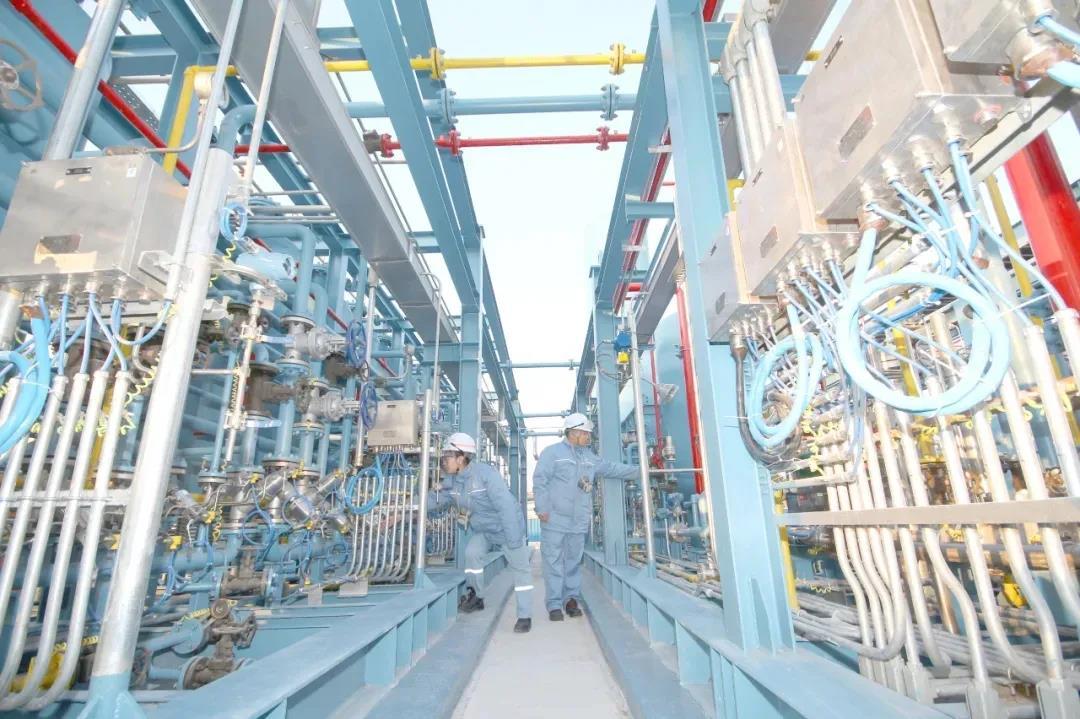 联合新能源企业制氢,中石化即将在绿氢领域发力