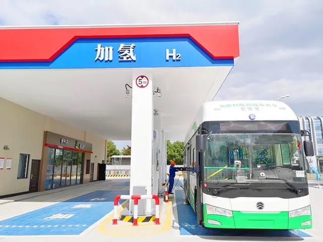 二号站平台测速中石化未来拟规划布局1000座加氢站,锚定建设中国第一大氢能公司