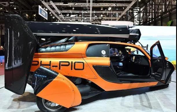 重磅!飞行汽车有望在2021年底首先在海南投入运营!